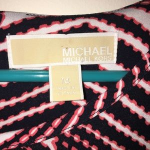 MICHAEL Michael Kors Dresses - Size 14 Michael Kors zipback easy wear shift dress